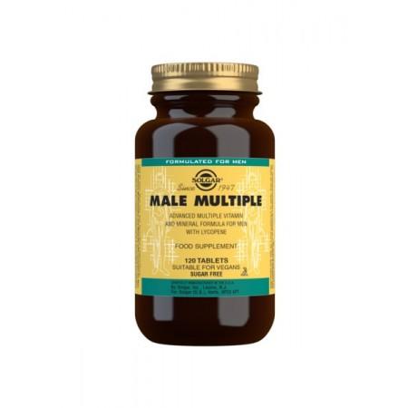 Male Múltiple 120 comprimidos
