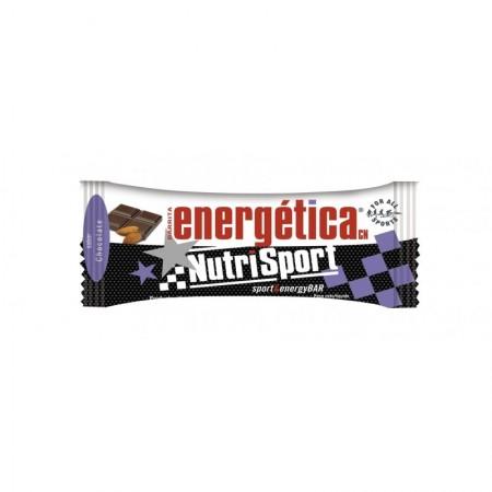 Barrita energética chocolate