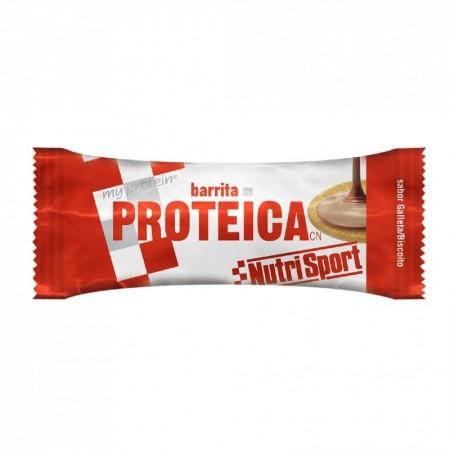 Barrita proteica galleta