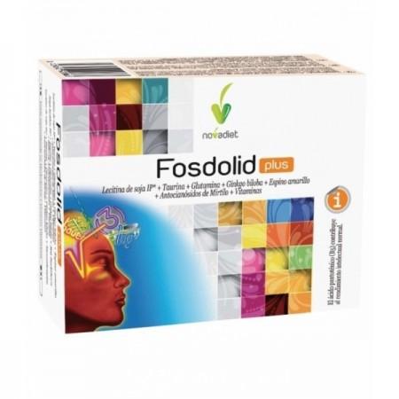 Fosdolip Plus cápsulas