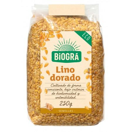 Lino dorado 250 gramos