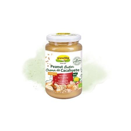 Crema Cacahuete Crunchy