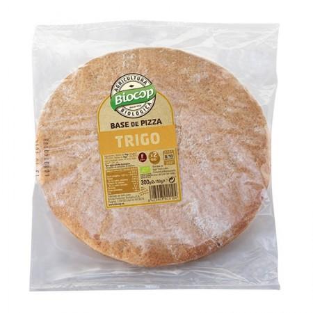 Base de pizza trigo
