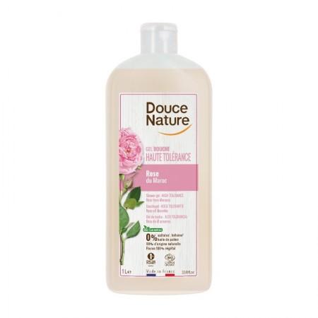Gel de ducha de rosas