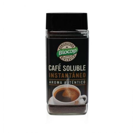 Café soluble instantáneo