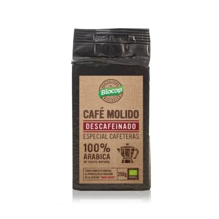 Café molido arábico...
