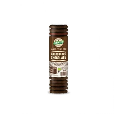 Galleta cacao espelta