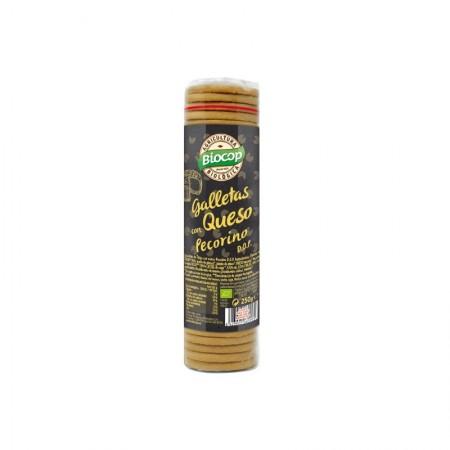 Galleta con queso