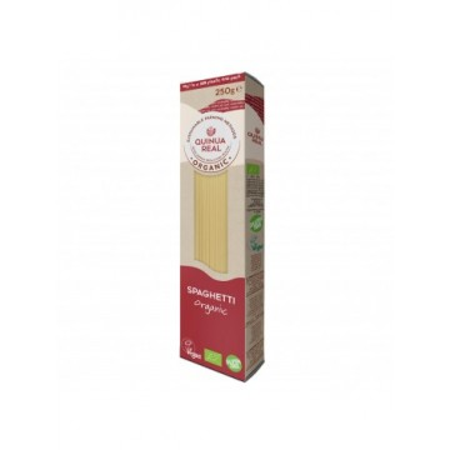 Espagueti Arroz y Quinoa