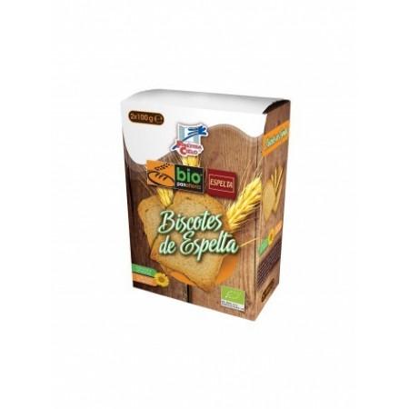 Biscottes Espelta