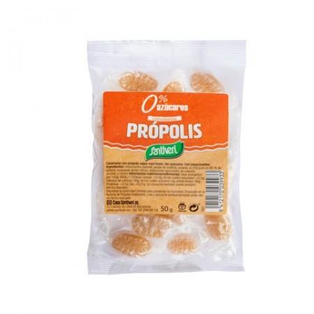 Caramelos propolis