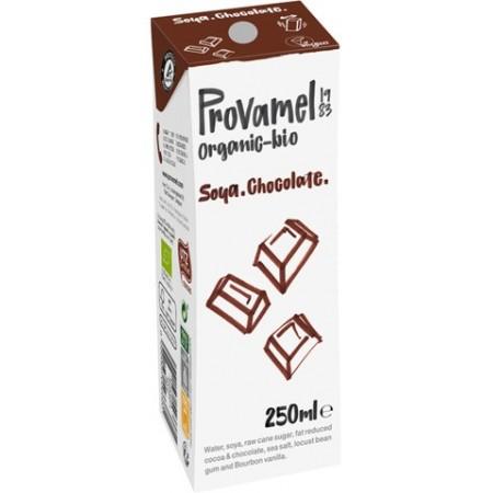 Batido de soja chocolate