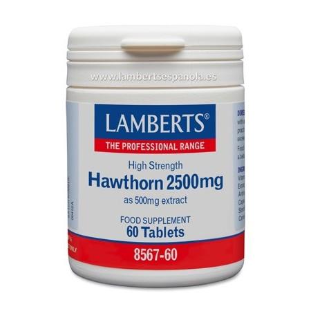 Espino blanco 2500 mg.
