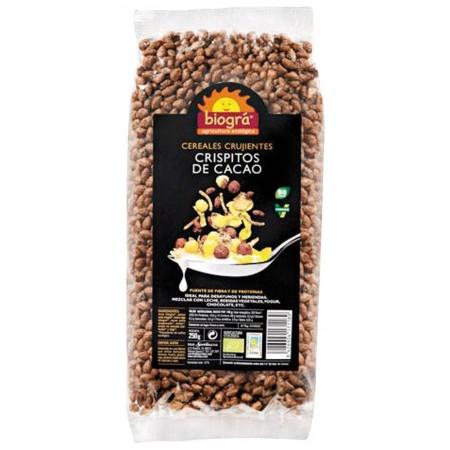 Crispitos de Cacao