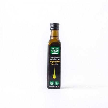 Aceite de argan crudo