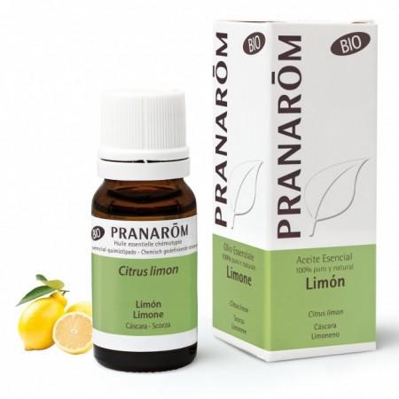 Limón bio aceite esencial Bio