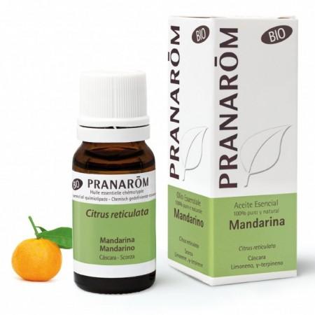 Mandarina bio aceite esencial