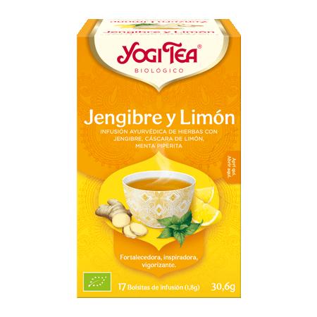 Jenjibre limón