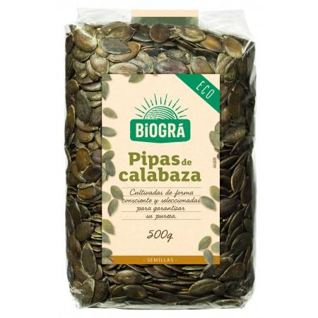 Pipas de Calabaza 500 gramos