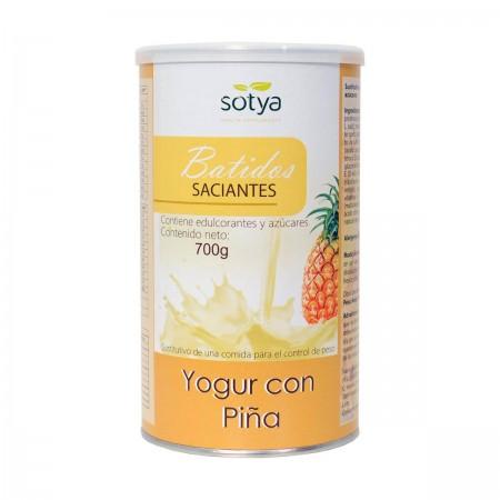Batido saciante Yogur Piña