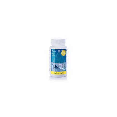 Nua DHA 500 sabor limón