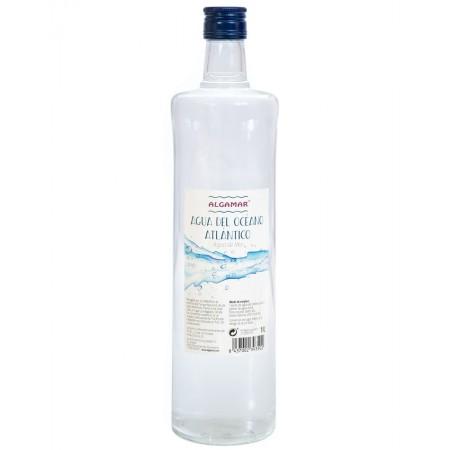 Agua del Océano Atlántico