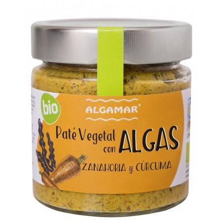 Paté vegetal con Algas,...