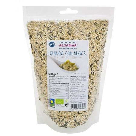 Quinoa con Algas