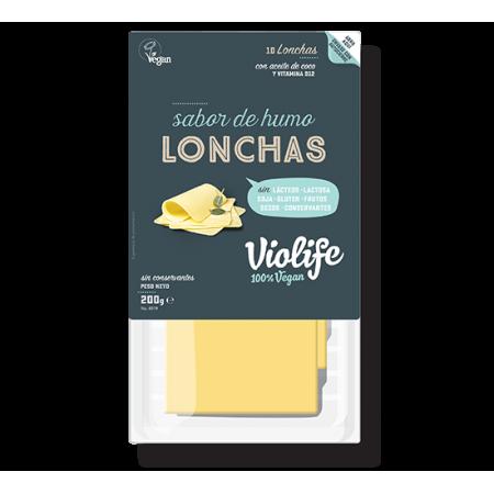 Lonchas veganas sabor Ahumado