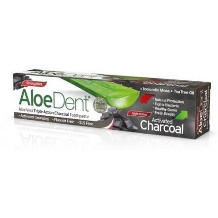 Dentífrico Aloe vera con...