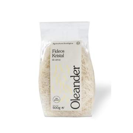 Fideos de arroz bio