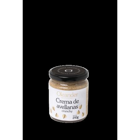 Crema de Avellanas tostadas...