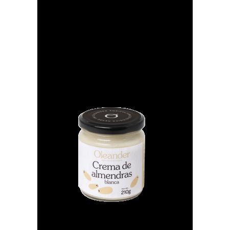 Crema de almendra blanca