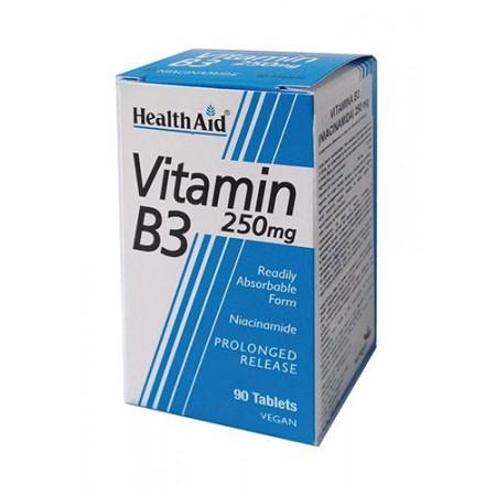Vitamin B3 250 mg