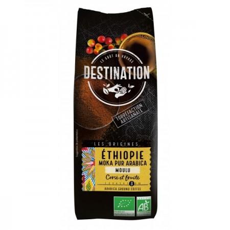 Café molido Etiopía moka