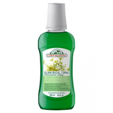 Elixir bucal fresca Protección