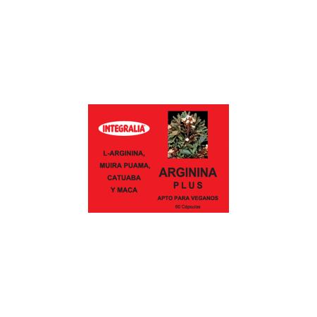 Arginina Plus