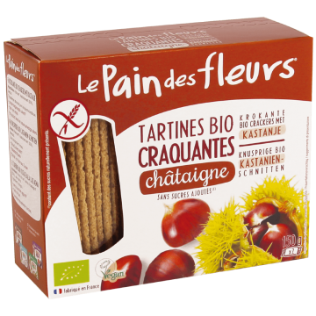 Crackers de Castaña 150g