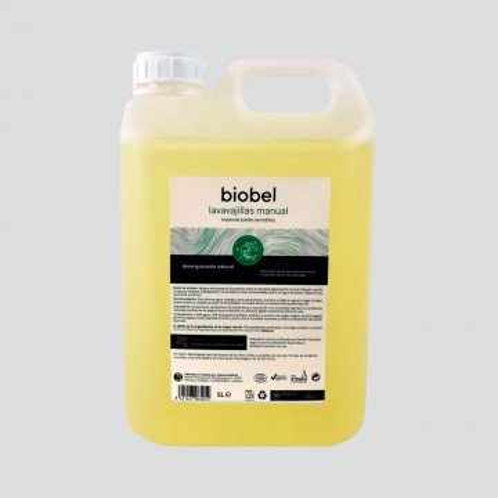 Lavavajillas Biobel 5L