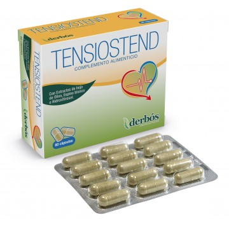 TENSIOSTEND 60 CAPSULAS