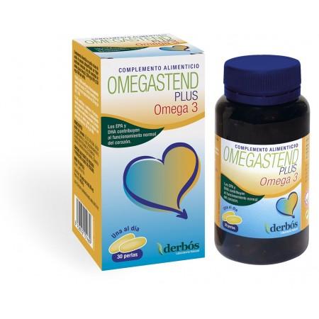 Omegastend Plus 30 cápsulas