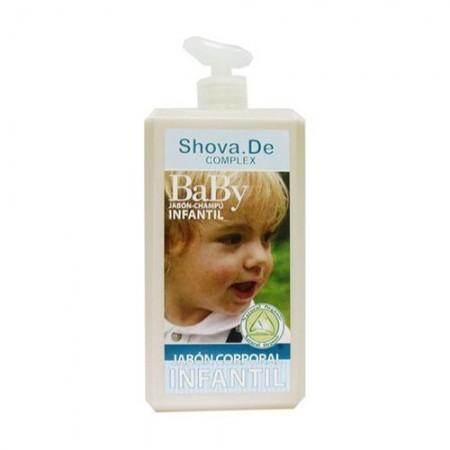 Jabón Champú Infantil Baby