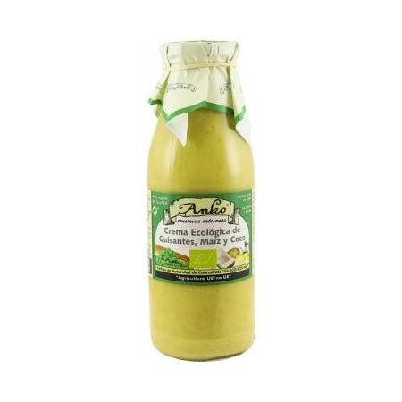 Crema Guisantes eco Anko