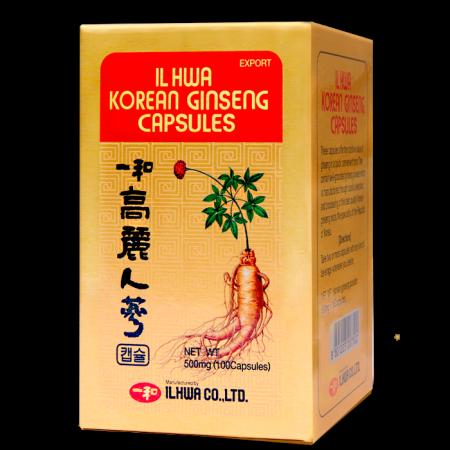 Ginseng coreano Il Hwa