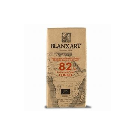 Chocolate negro Congo 82%