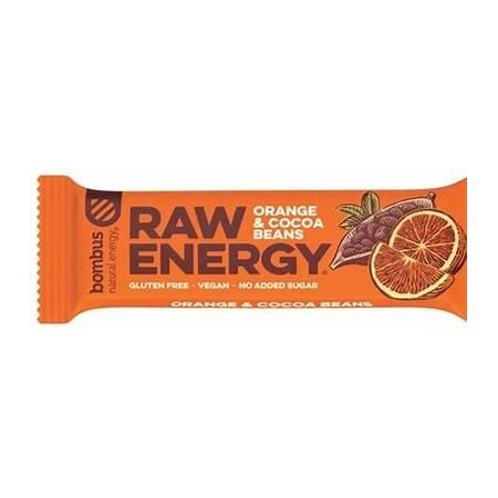 Barrita Bombus Raw Energy...
