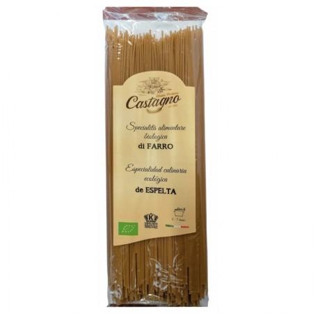 Espaguetis Espelta Blanca