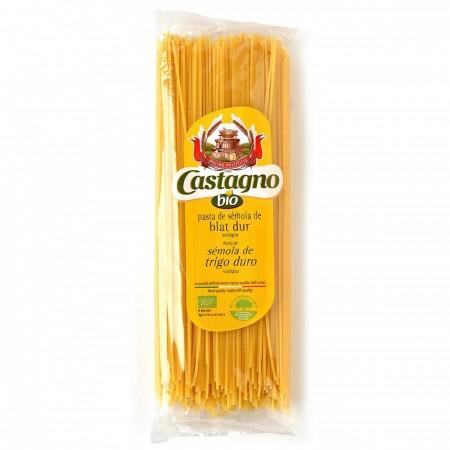 Espaguetis trigo blanco