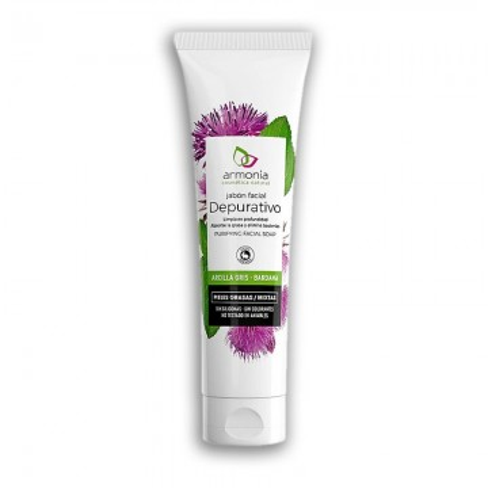 Jabón facial Depurativo