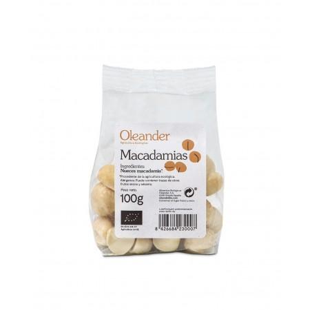 Nueces macadamia